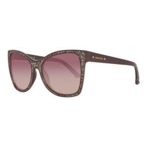 Óculos escuros femininos Swarovski SK0109-5648F