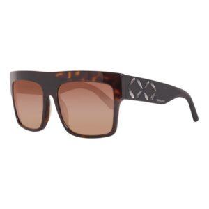 Óculos escuros femininos Swarovski SK0128-5652F