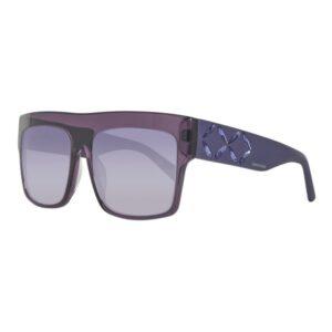 Óculos escuros femininos Swarovski SK0128-5681Z