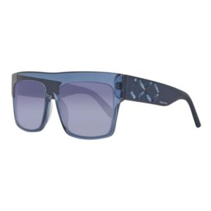 Óculos escuros femininos Swarovski SK0128-5690W
