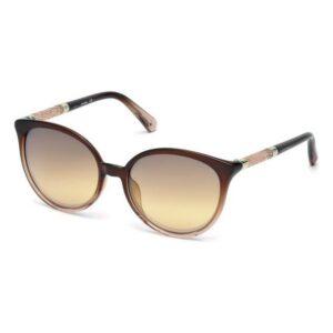 Óculos escuros femininos Swarovski SK0149H-5650G (ø 56 mm)