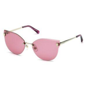 Óculos escuros femininos Swarovski SK0158-6132S (ø 61 mm)