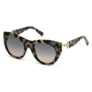 Óculos escuros femininos Tod's TO0214-5155B (ø 51 mm)