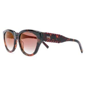 Óculos escuros femininos Tod's TO0222-5254G (ø 52 mm)