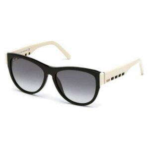 Óculos escuros femininos Tod's TO0225-5601B (ø 56 mm)