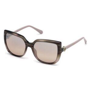 Óculos escuros femininos Swarovski SK-0166-72G (ø 56 mm)