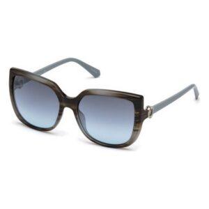 Óculos escuros femininos Swarovski SK-0166-86X (ø 56 mm)