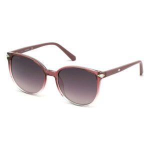 Óculos escuros femininos Swarovski SK-0191-72T (ø 55 mm)