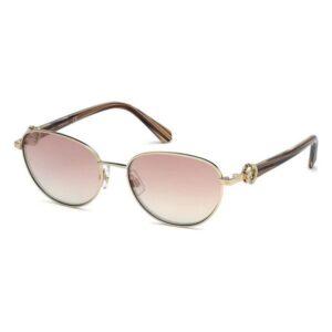 Óculos escuros femininos Swarovski SK-0205-32G (ø 55 mm)