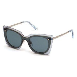 Óculos escuros femininos Swarovski SK-0201-16V (ø 53 mm)