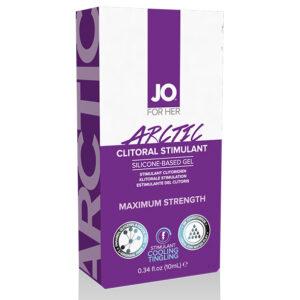Estimulante Clitoriano Efeito Aquecimento Picante 10 ml System Jo VDL40215