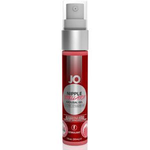 Gel Nipple Titillator Morango 30 ml System Jo SJ40388