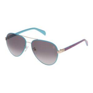 Óculos escuros femininos Tous STO329-580H33