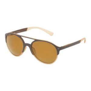 Óculos escuros unissexo Police SPL163557ESG (55 mm)