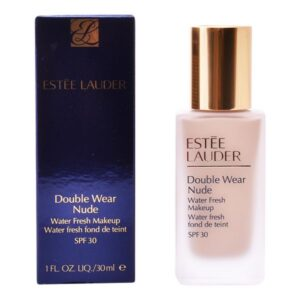 Fundo de Maquilhagem Líquido Double Wear Nude Estee Lauder 3C2 - pebble 30 ml