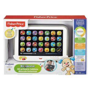 Tablet Interactivo para Bebé Mattel