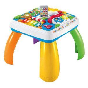Mesa de aprendizagem Mattel Leve Som