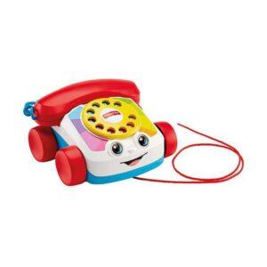 Telefone Arrasto Mattel Multicolor (1+ ano)