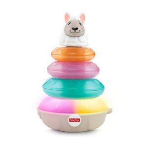 Pirâmide que Balança Llama Linkimals Mattel Multicolor (9+ meses)