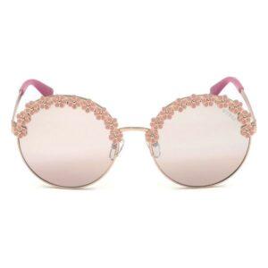 Óculos escuros femininos Guess GU7587-28U (59 mm)