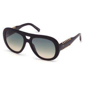 Óculos escuros femininos Tod's TO0239-5501P (ø 55 mm)