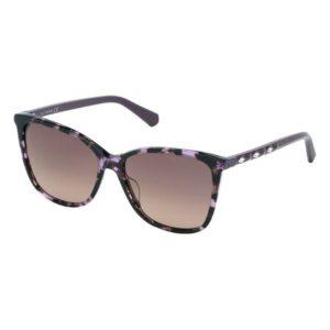 Óculos escuros femininos Swarovski SK-0222-55T (ø 56 mm)