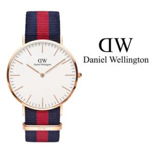 Daniel Wellington® Relógio Classic Oxford Rose Gold 40 mm - DW00100001