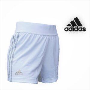 ℙℝ𝔼ℂ̧𝕆𝕊 𝔼𝕊ℙ𝔼ℂ𝕀𝔸𝕀𝕊 𝔻𝔼𝕊ℙ𝕆ℝ𝕋𝕆 -  Adidas® Calções Women's Brancos com Logo Dourado   Tamanho XS