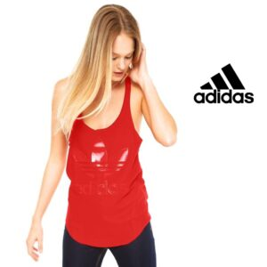Adidas® Camisola de Alças CROSSED BACK