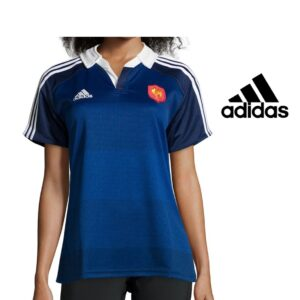 Adidas® Polo Rugby França | Azul