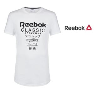 Reebok® T-Shirt Classics Extended   Tamanho XS