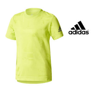 Adidas® T-Shirt Mc Júnior Amarela