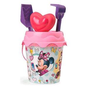 Conjunto de brinquedos de praia Minnie Mouse (5 pcs)