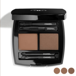 Maquilhagem para Sobrancelhas La Palette Sourcils Chanel 02-medium