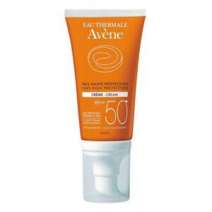 Protetor Solar Facial Solaire Haute Avene Spf 50+ (50 ml)