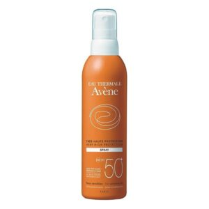 Spray Protetor Solar Solaire Haute Sensitive Avene Spf 50+ (200 ml)