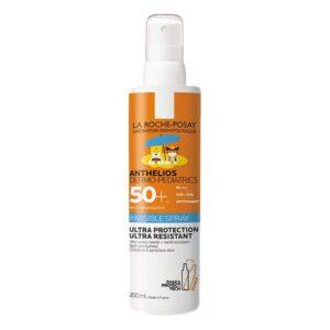 Spray Protetor Solar Anthelios Dermo-pediatrics La Roche Posay Spf 50+ (200 ml)