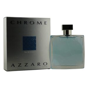 Men's Perfume Chrome Azzaro EDT 100 ml