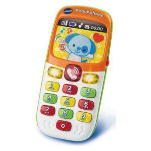 Telefone de Aprendizagem Vtech Som Leve