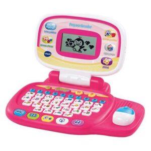 Computador Portátil Vtech Som Cor de rosa