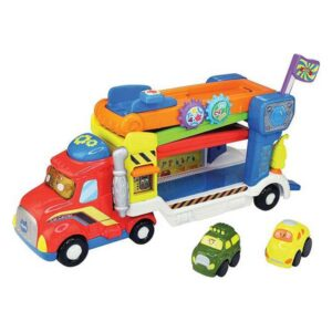 Camião Porta-veículos Vtech (3 pcs)