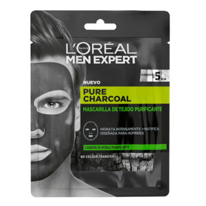 Máscara Facial Pure Charcoal L'Oreal Make Up