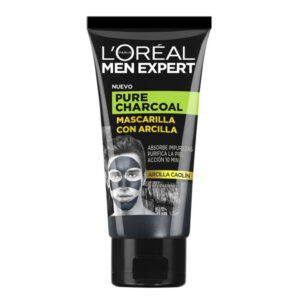 Máscara Facial Pure Charcoal L'Oreal Make Up (50 ml)