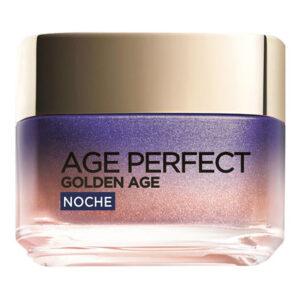 Tratamento Facial Tonificante Golden Age L'Oreal Make Up (50 ml)