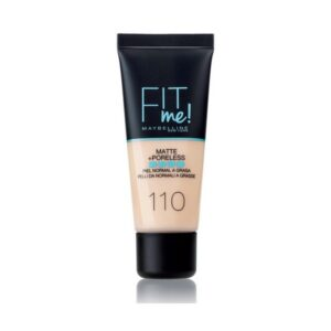 Base de Maquilhagem Fluida Fit Me Maybelline 220 - naturel