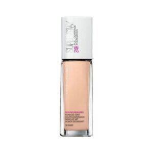 Base de Maquilhagem Fluida Superstay Maybelline (30 ml) 34 - Soft bronze