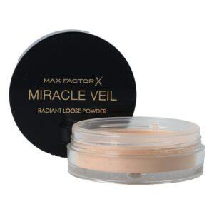 Pós Fixadores de Maquilhagem Miracle Veil Max Factor (4 g)
