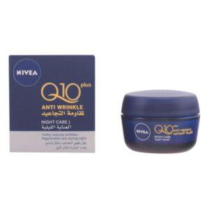 Creme Antirrugas de Noite Q10 Plus Nivea 50 ml