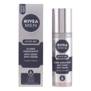 Creme Hidratante Men Active Age Nivea 50 ml