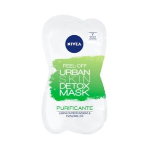 Máscara Facial Peel Off Urban Skin Detox Nivea (5 ml x 2)